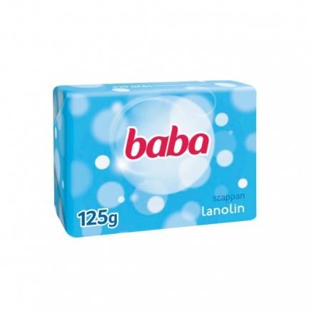 Baba Szappan Lanolin 125g