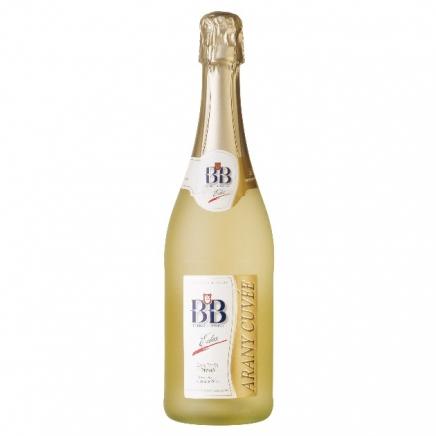 BB Arany Cuvée pezsgő édes 0,75L
