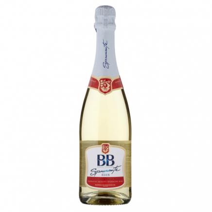 BB Spumante illatos minőségi édes fehér pezsgő 7% 0,75L