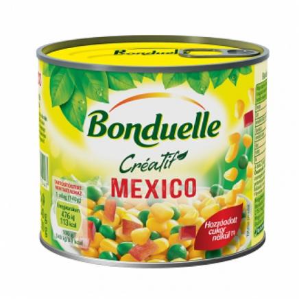 Bonduelle Mexikói mix 340g