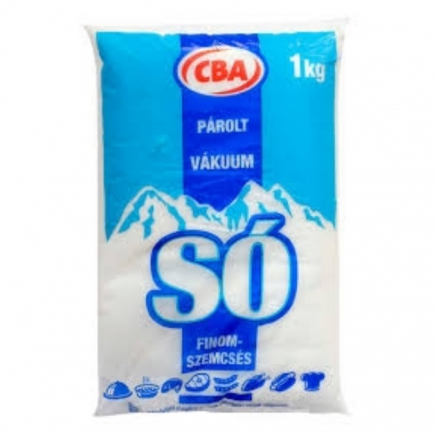 CBA Vákum só 1 kg