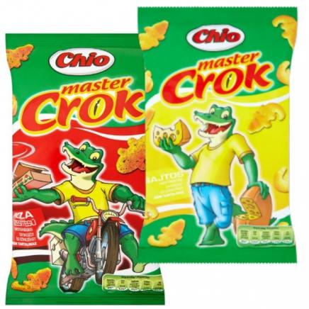 Chio Master Crok Sajtos 40g