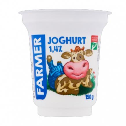Farmer natúr joghurt 150g