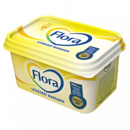 Flora 45% zsírtartalmú margarin 500g