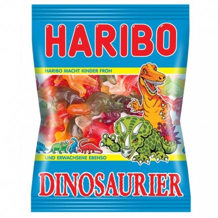 Haribo dinó gumicukor 100g
