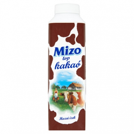 Mizo Top dobozos kakaósital 450ml