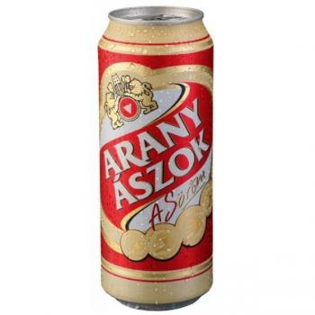 Arany Ászok sör 0,5L Dobozos