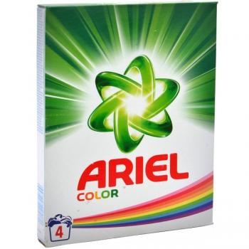Ariel Color Mosópor 4 Mosás 300g