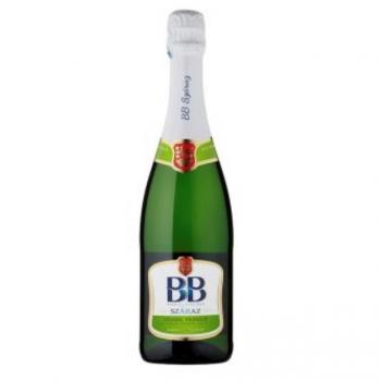 BB száraz fehér pezsgő 11,5% 0,75L