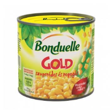 Bonduelle Gold csemege kukorica 340g