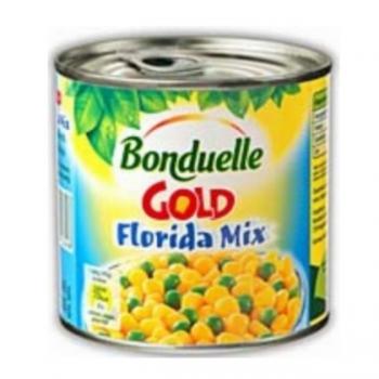Bonduelle Gold florida mix zöldségkeverék 340g