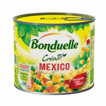 Bonduelle Mexikói mix 340g