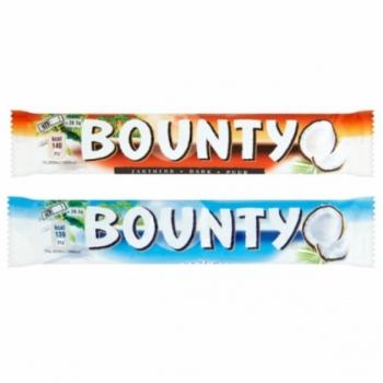 Bounty szeletek 57g