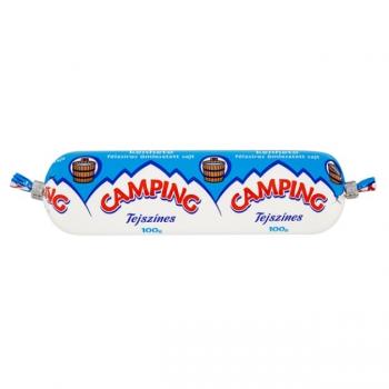 Camping ömlesztett tejszines sajt 100g