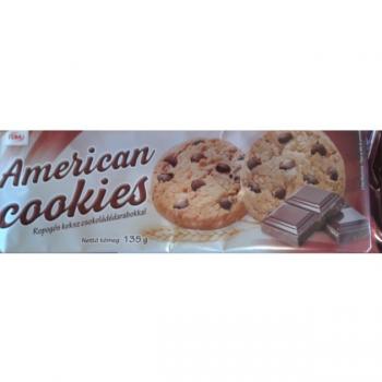 CBA American Cookies 135g