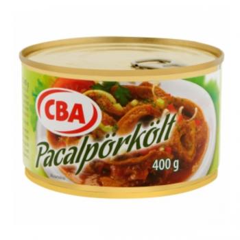 CBA Pacalpörkölt 400g