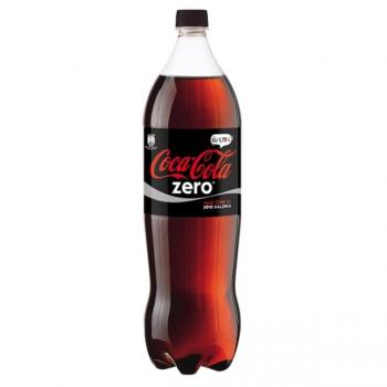 Coca Cola Zero üdítőital 1,75L