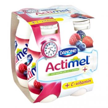 Danone Actimel erdei gyümölcs 4x100g
