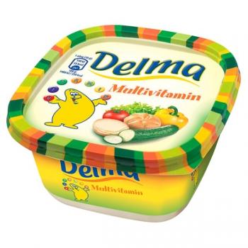 Delma Multivitaminos margarin 500g