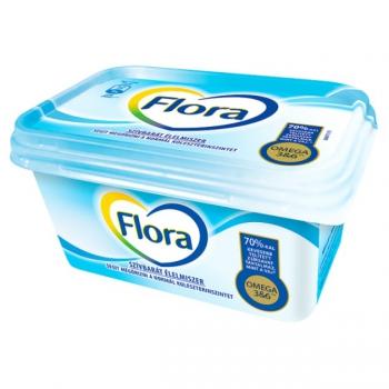 Flora Light 30% zsírtartalmú margarin 500g