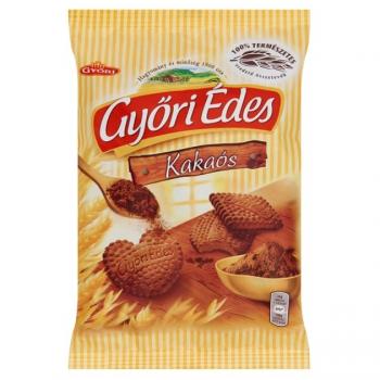 Győri Édes kakaós keksz 180g