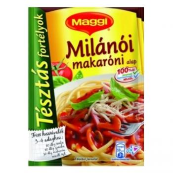 Maggi Fx Milánói Makaroni Alap 55g