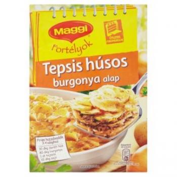 Maggi Tepsis húsos burgonya alappor 50g