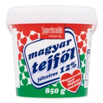 Magyar vödrös tejföl 12%-os 850g