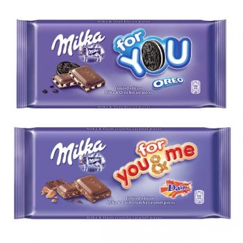 Milka Limited Edition csokoládék 100g