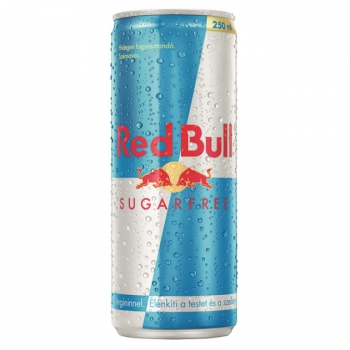 Red Bull (cukormentes) energiaital 250ml