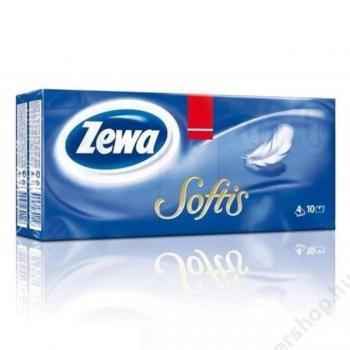 Zewa Papírzsebkendő 10*10 Classic