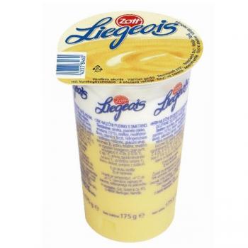 Zott Liegeois habos puding 175g vaníliás